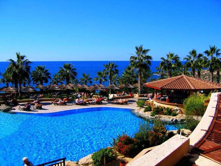 Hotel Atlantica, Golden Beach, Cyprus