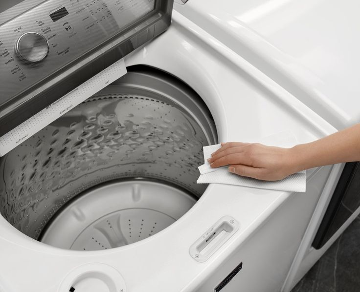 Check out Modern Living London's inspiration page for tips on keeping your washer clean, and more.