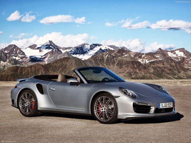 2014 Porsche 911 Turbo Cabriolit