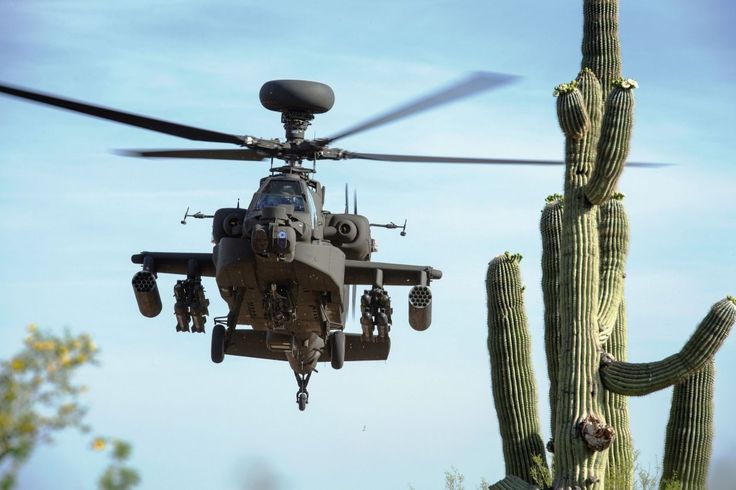 South Korea has put into service all of the 36 AH-64E Apache helicopters it ordered from Boeing in 2013, according to Yonhap news agency. (Boeing)