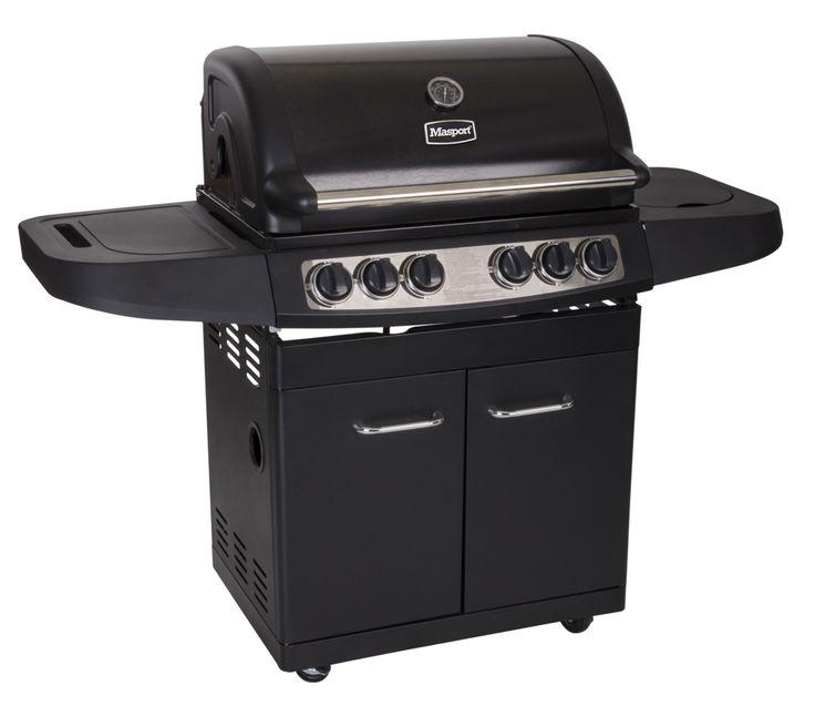 Masport Maestro 4 Burner BBQ