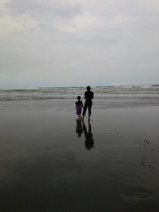 Widara Payung Beach, Purwokerto