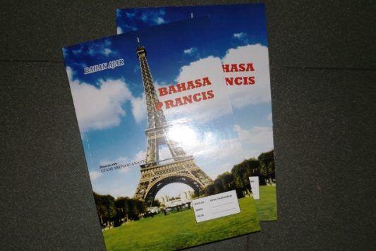 Pelajaran Bahasa Prancis untuk Siswa SMK