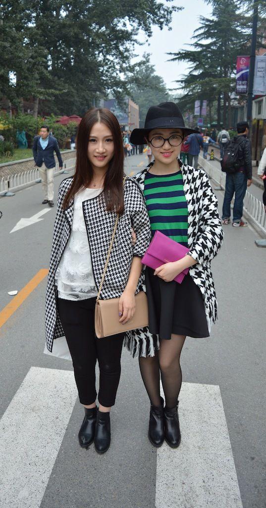 Beijing street style