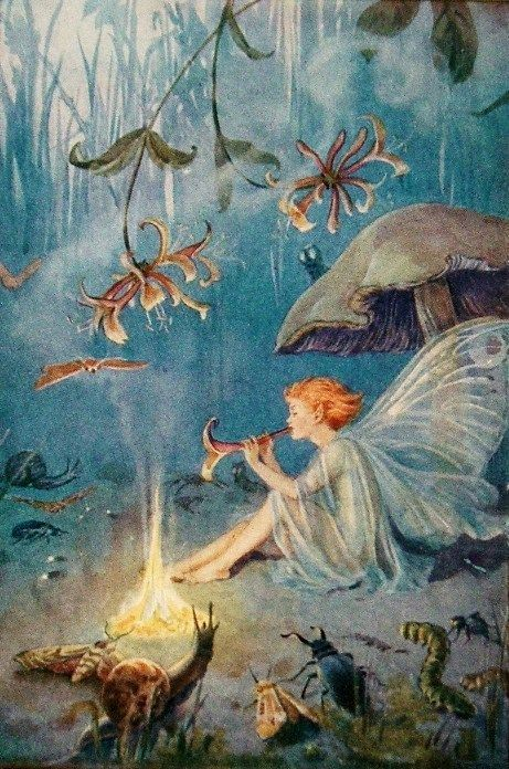 The Faerie Folk