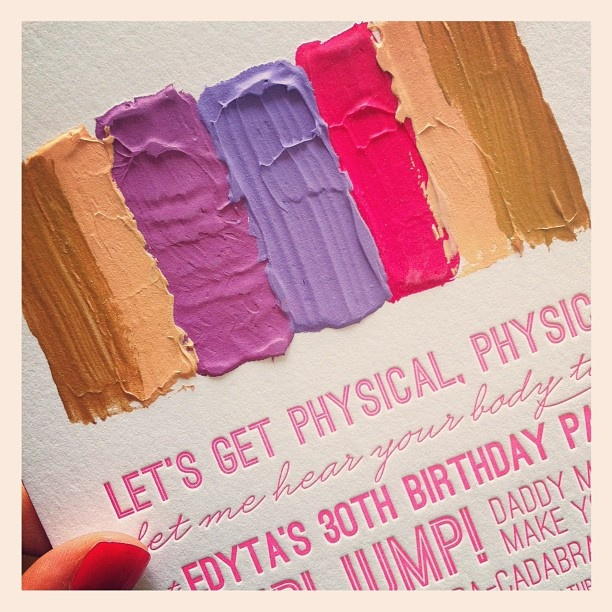 18 best 30th birthday images on Pinterest Vintage invitations