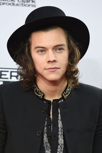 Harry Styles / AMERICAN MUSIC AWARDS 2014: THE RED CARPET ARRIVALS