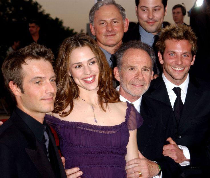 The cast of Alias circa 2002! Michael Vartan, Jennifer Garner, & Bradley Cooper!