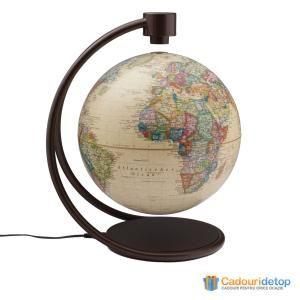 Glob pamantesc Magnetic Lumea Antica 20 cm