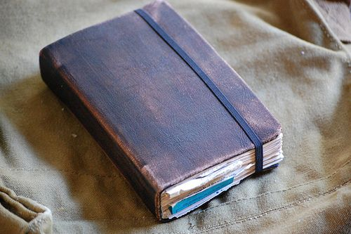 Indiana Jones Holy Grail diary replica.      ...Drawings/Notes/Maps/Pictures/Scrap Journal....
