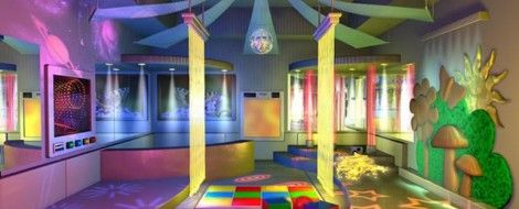 Sensory Rooms On A Budget, I really want to make this!