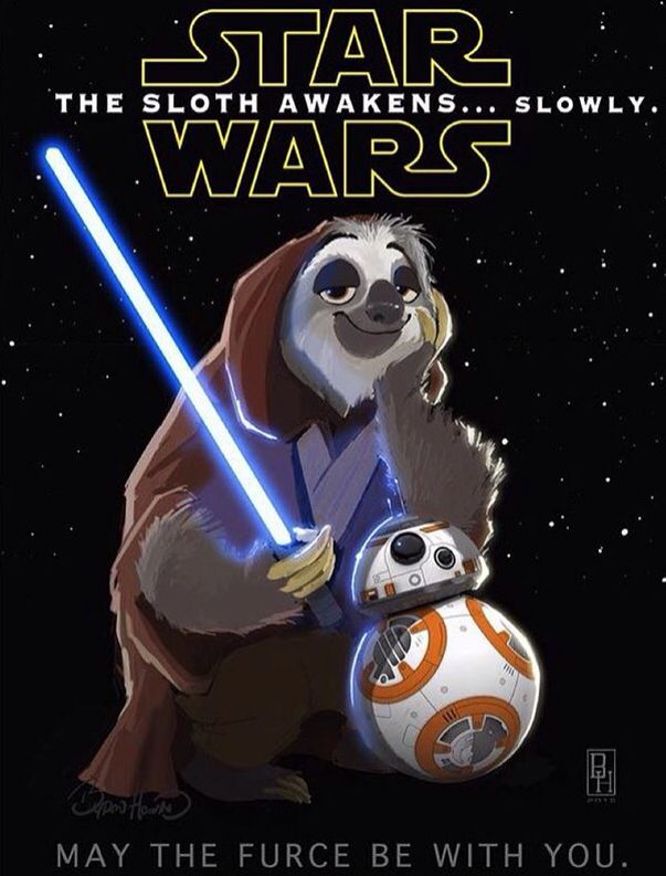 Disney's Star Wars Meets Zootopia