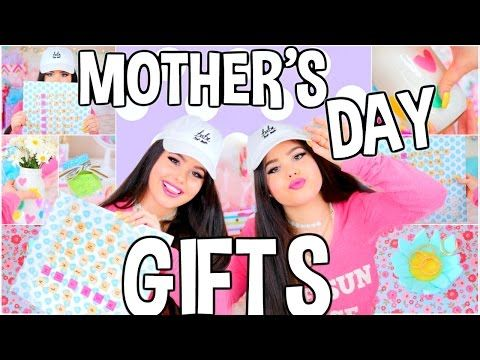 Easy Last Minute DIY Mother's Day Gifts 2016! Quick & Cute Gift ideas for your mom! - YouTube
