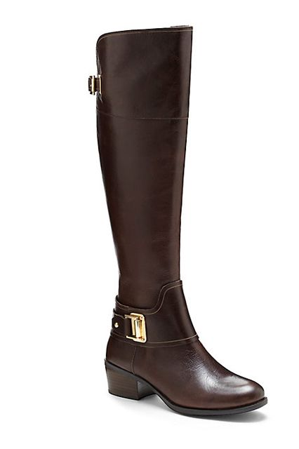 30 Classic Boots You'll Have Forever  #refinery29  http://www.refinery29.com/knee-high-boots-fall-2014#slide16