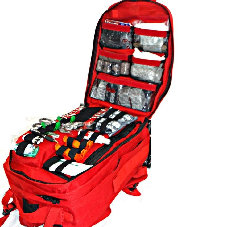 www.uspreppergear.com - the FIRST RESPONDER First Aid Kit, $447.00 (http://uspreppergear.com/the-first-responder-first-aid-kit/)