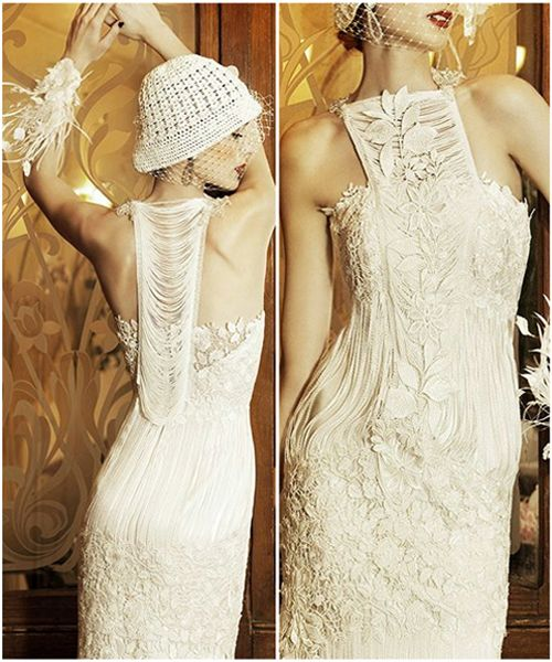 52 best bridal dresses images on pinterest short wedding for Vintage wedding dresses miami