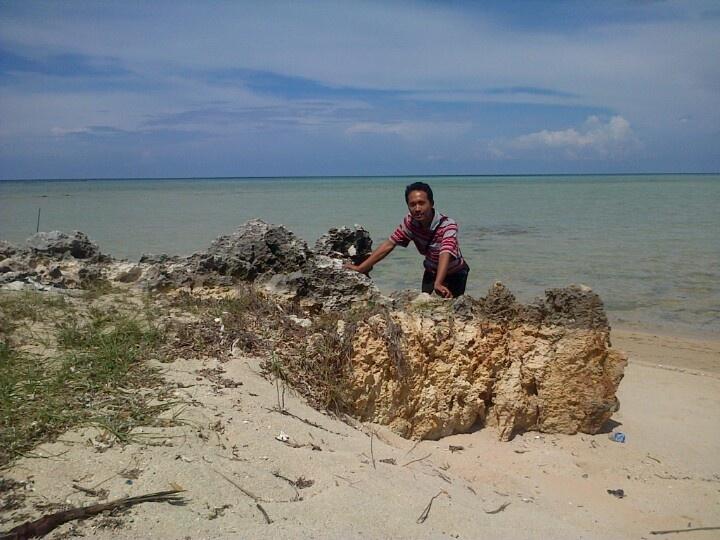 Toronipa Beach in Soropia village South East Sulawesi.