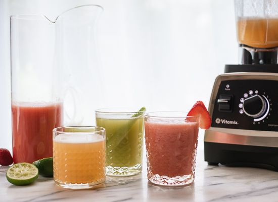 Agua frescas are incredibly refreshing, unfiltered fruit juices that are perfect for summertime. Learn how to make a variety of flavors here! So simple.