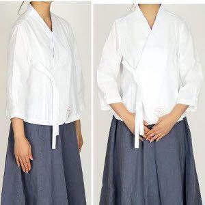 스라브치마+저고리천연염색/생활한복/개량한복/법복/여름한복모시한복/아동한복모시/엄마옷/마한복