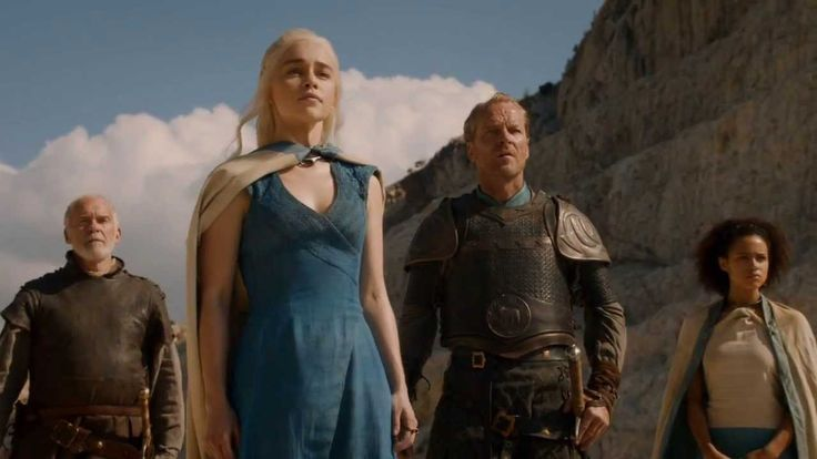 Game of Thrones Season 4: Trailer #1 Announce Tease (HBO) - Game of Thrones Season 4 premieres April 6 at 9PM and the first trailer will air this Sunday at 8:58PM ET on HBO before True Detective.