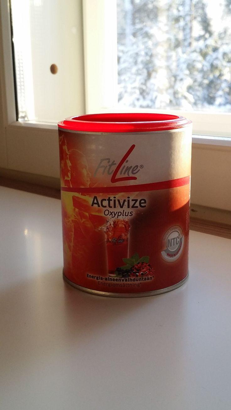 FitLine Activize toimii aamujuomassa yhdessä Basicin kanssa sekä erikseen nautittuna. Sisältää C- ja B- ryhmän vitamiineja.  http://524387.well24.com/