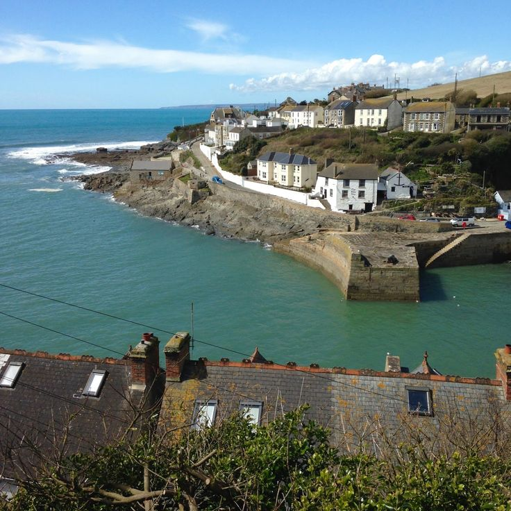 Porthleven in Cornwall