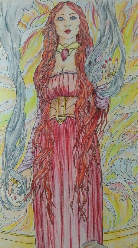 "Melisandre - ""Gra o tron"""