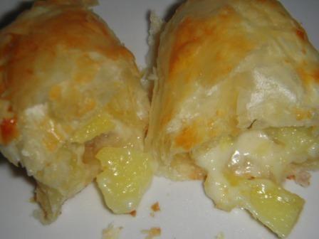 antipasti patate sfoglia panzerotti