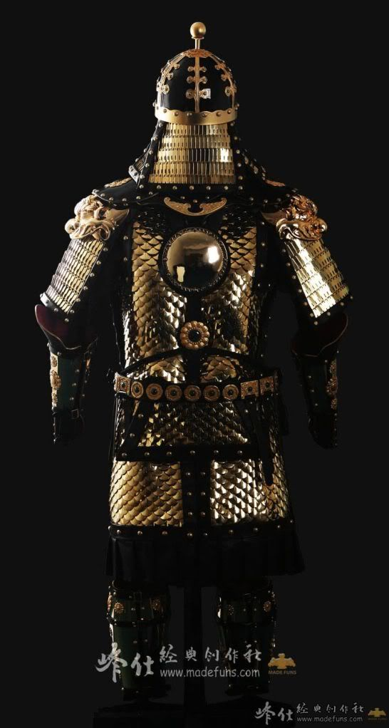 chinese armor and weapons | Debunking the myth of ancient Chinese weaponry and armors - Page 6 ...
