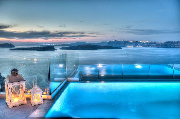 Astarte Suites Hotel, Santorini Island, Greece - perfekt für die Flitterwochen ♥️
