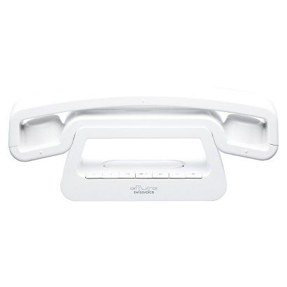 SwissVoice e-Pure DECT with ITAD - White (SWV-20406936)