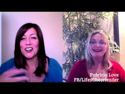 Inspiring Change with Patricia Love | The Wellness Universe @Lifecheerleader #WUVIP #Inspiring #Women