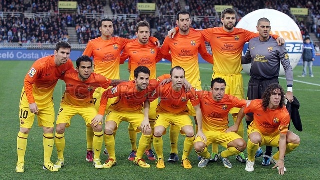 FC Barcelona | Real Sociedad 3-2 FC Barcelona. [19.01.13]