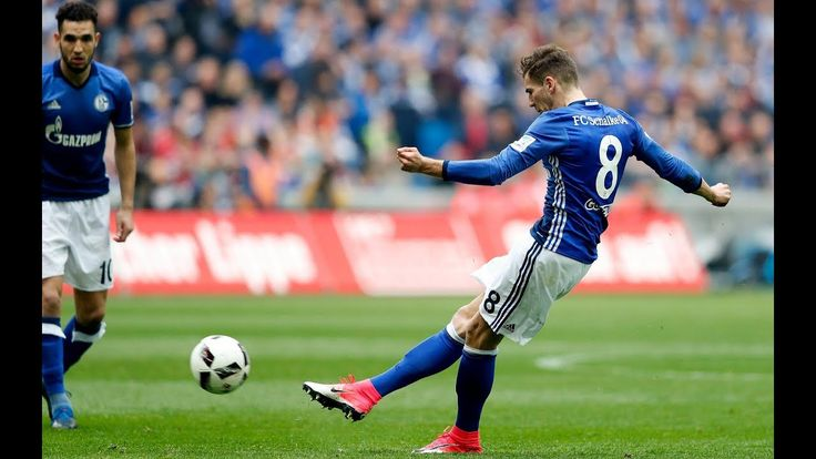 Leon Goretzka: Arsenal 21m transfer target shining for Germany in the Confederations Cup