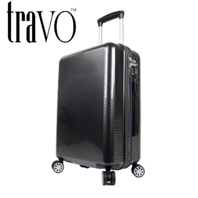"Check out 1 YR WARRANTY: Travo Saturn 20"" Saturn Jedi/Silver PREMIUM Quality Cabin Luggage for $169.00. Get it on Shopee now! https://shopee.com.my/powerhouz/287901419 #ShopeeMY"
