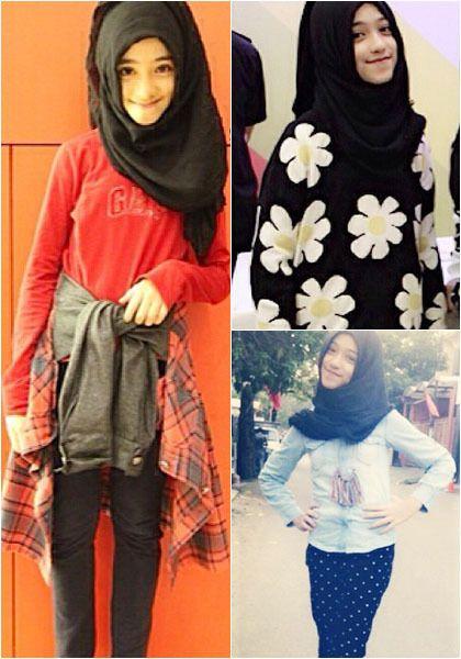 Hijab Style Gaya Stylish Shireeenz Remaja Yang Populer Di Instagram Proyek