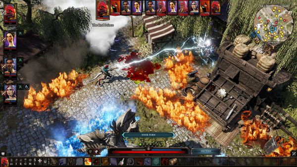 Divinity: Original Sin 2 devs interested in bringing the game to Switch   Swen Vincke founder and head of Larian Studios is pretty eager to bring Divinity: Original Sin 2 to Switch. While Vincke didn't confirm a port would happen he did say that he would love the game on Switch and want to try and find a way to make it happen. If they do find a way we'll be sure to bring you that info!  from GoNintendo Video Games