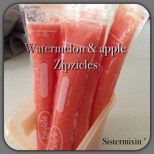 Zipzicle / Icypole recipes  Sistermixin' Thermomix