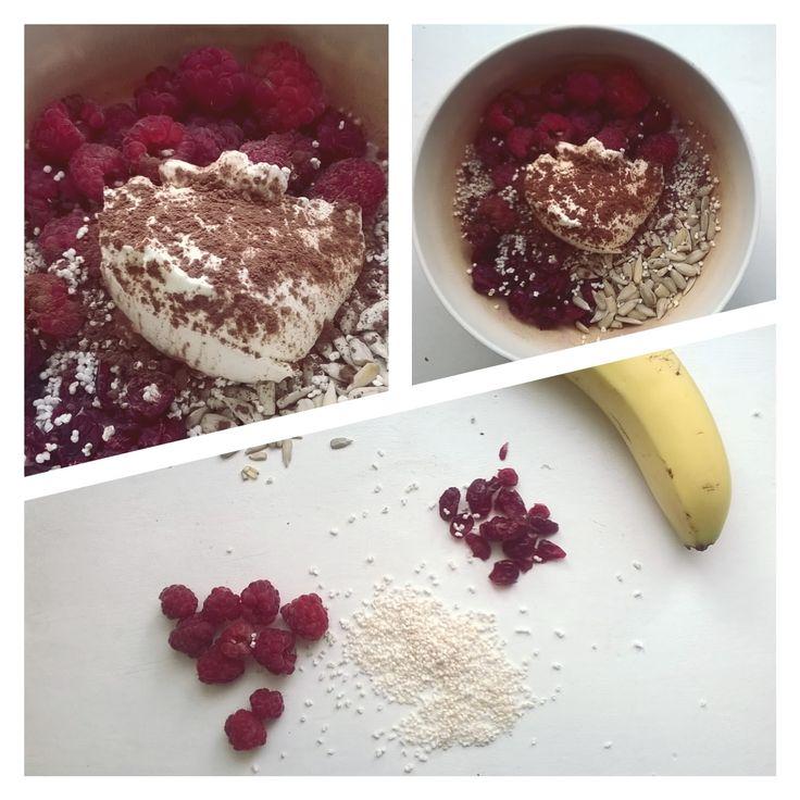 Cooking ForEva: Całonocna owsianka owocowa / Overnight oatmeal with friuts
