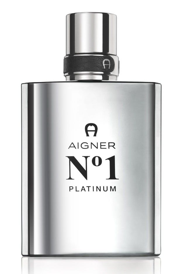 Aigner No1 Platinum ~ Aigner is launching the new fragrance for men, Aigner  No 1 c2e268ee4346