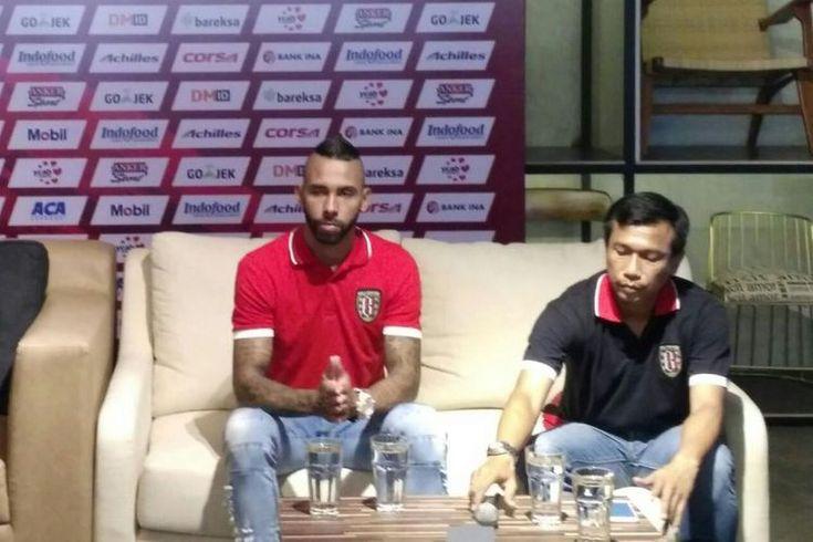 Demerson Yakin Beri Hasil Positif Untuk Bali United