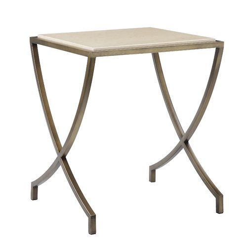 20x20x24h Found it at Joss & Main - Harrison Marble End Table