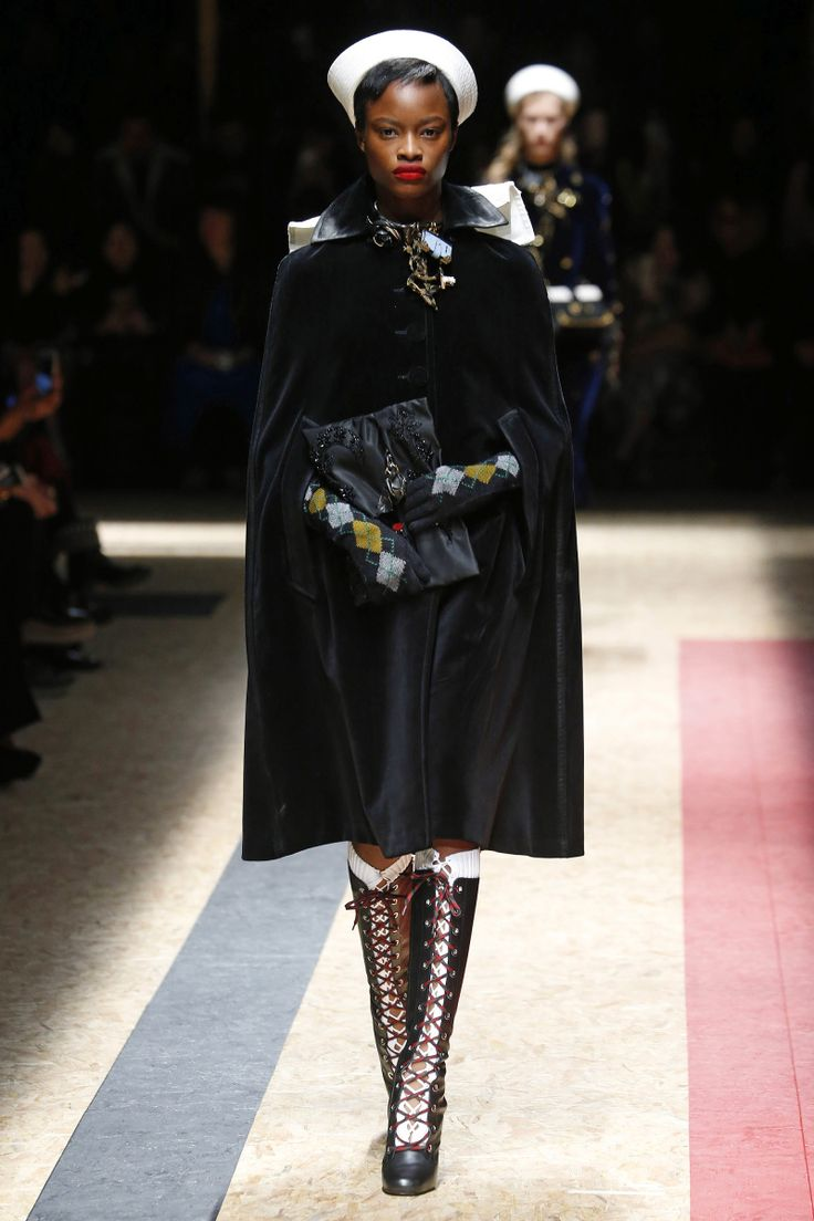 Prada | Ready-to-Wear - Autumn 2016 | Look 40
