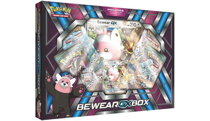 Pokemon Trading Card Game - Bewear GX Box - EB Games Australia