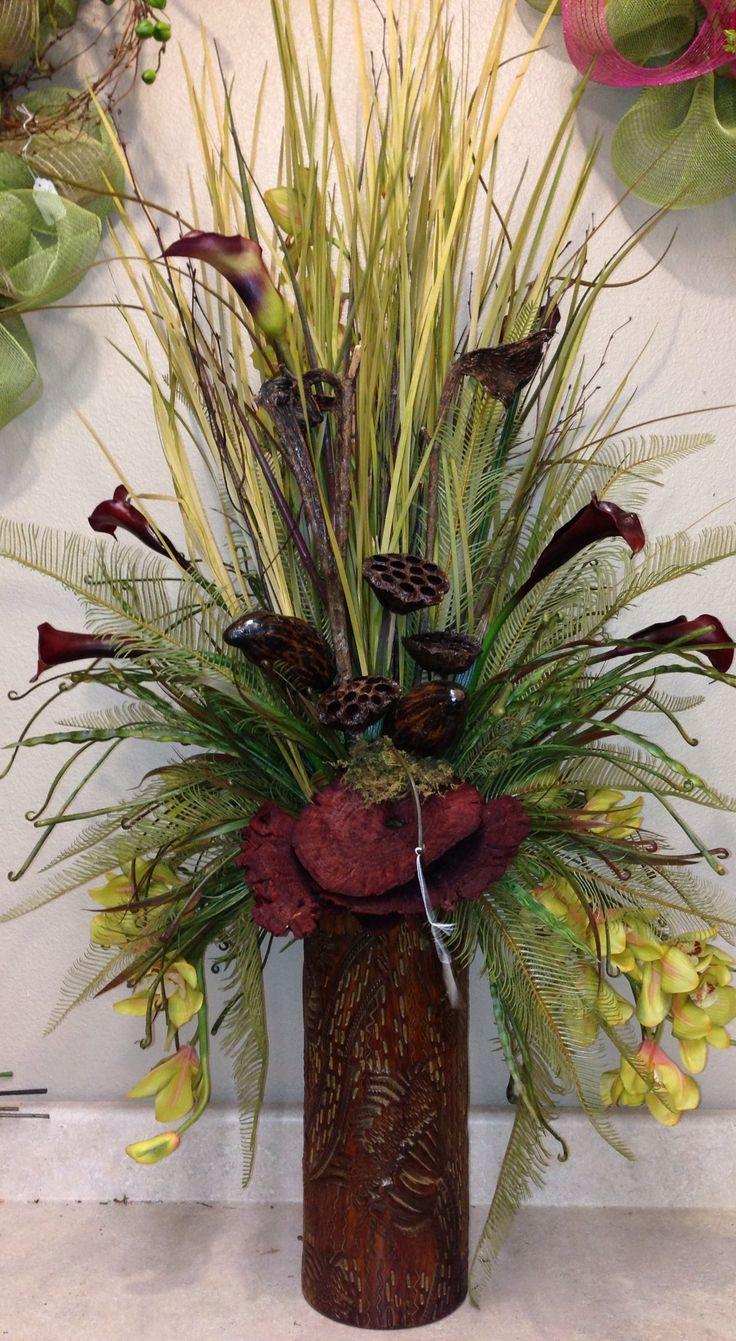 10 best dried flowers arrangements images on pinterest. Black Bedroom Furniture Sets. Home Design Ideas