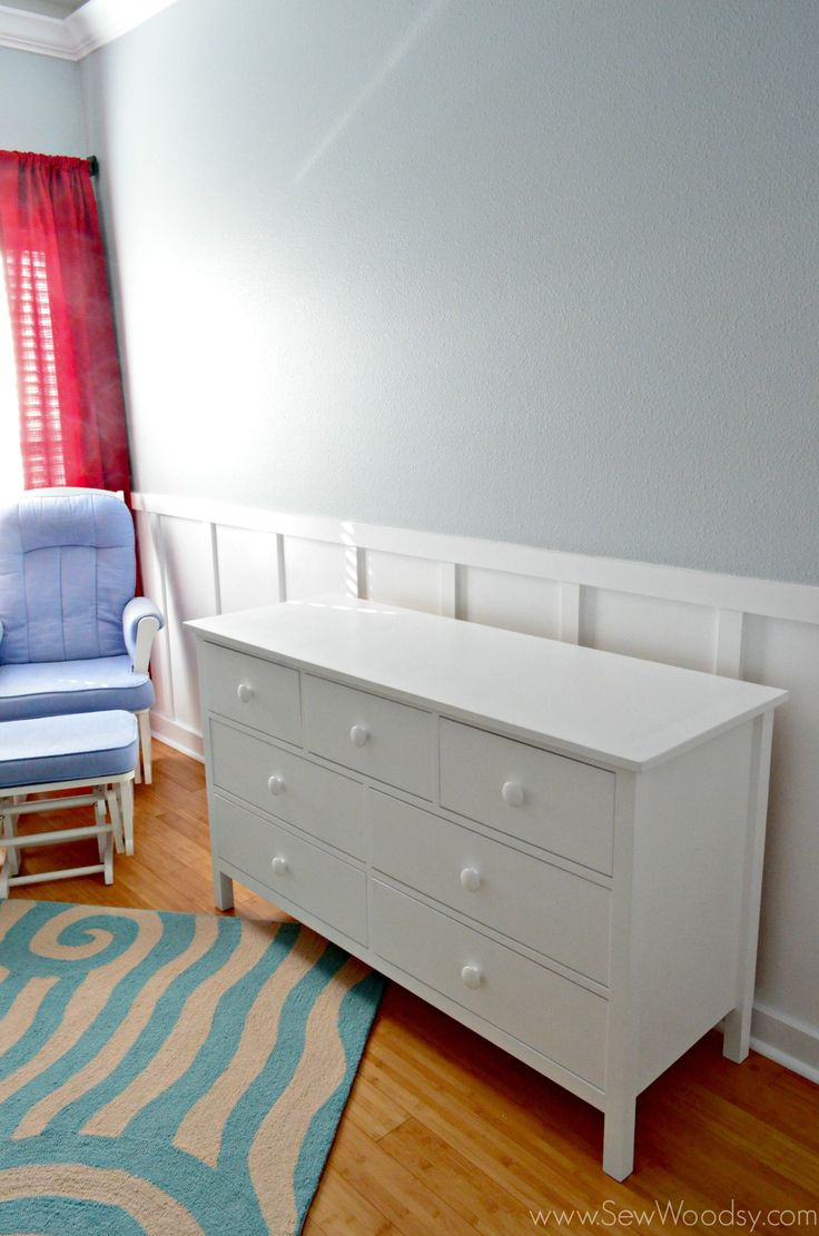 how to build a very simple dresser
