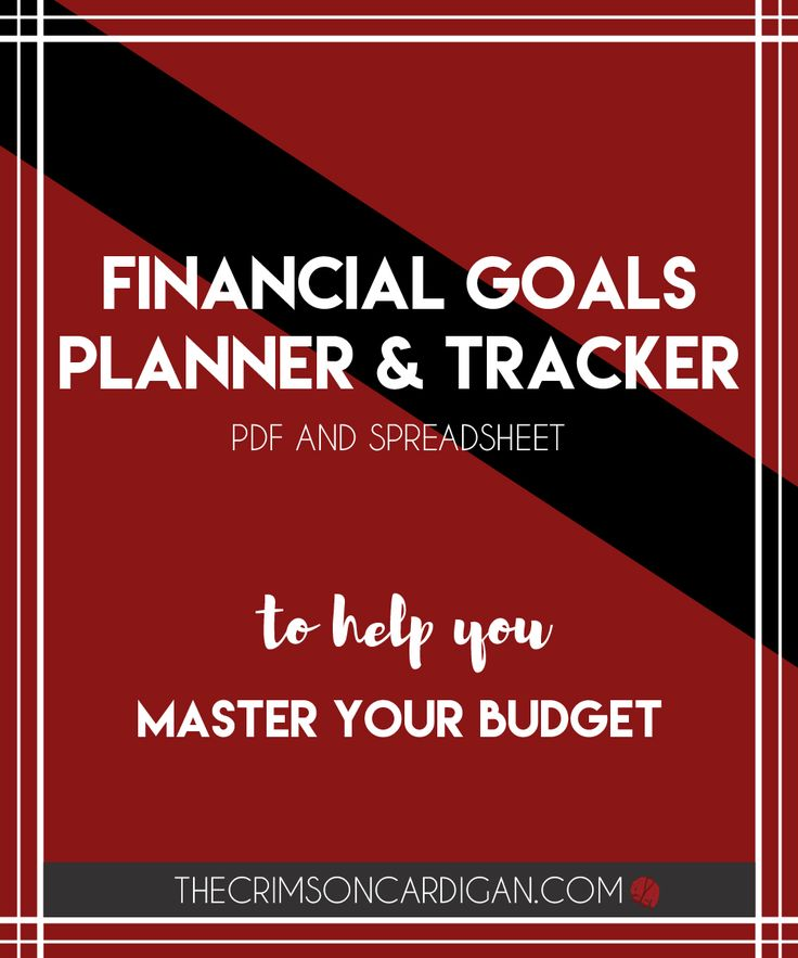 Financial Goals: 17 Best Ideas About Goals Planner On Pinterest