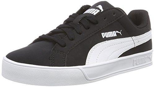 Puma Puma Smash Vulc Unisex-Erwachsene Sneakers, Schwarz (Black-White), 40.5 EU - http://on-line-kaufen.de/puma/40-5-eu-puma-puma-smash-vulc-unisex-erwachsene-3