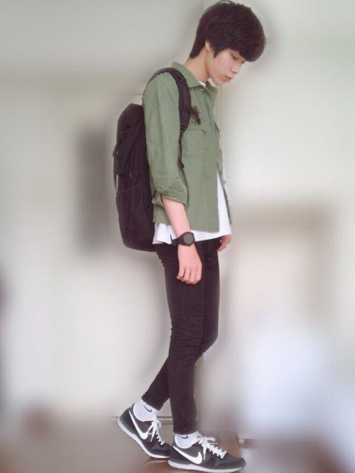 靴下と靴がナイキです✨ お気に入り!😊