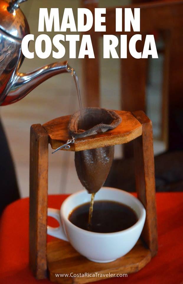 Café chorreado! | ♥ Costa Rica!!! ♥ | Costa rica coffee ...